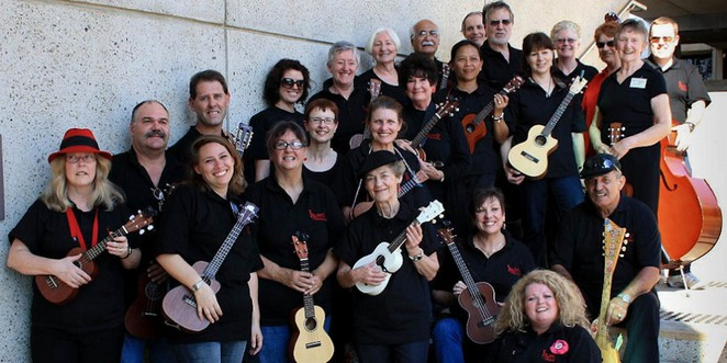 Brisbane Ukulele Musical Society