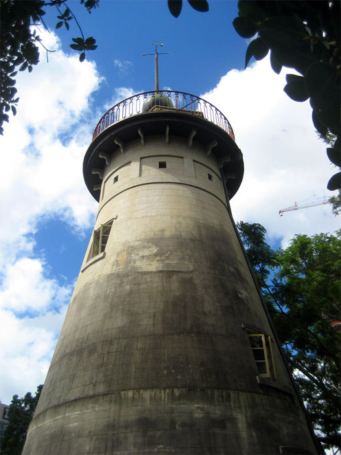 The Old Windmill, Brisbane's oldest standing building