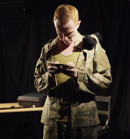 Bully Boy, A Night of Play, King's Cross, Theatre, Amateur Theatre, War