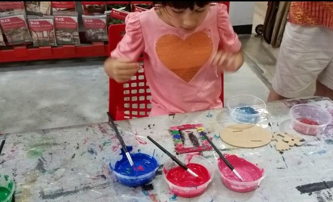 Bunnings, free children activities, hardware stores, free, weekends, weekends project