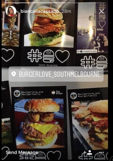 Burger Love South Melbourne
