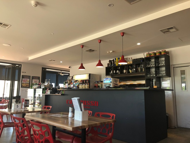 Café Rosso, Canning Vale Restaurants, Restaurants South of Perth, Italian Food Canning Vale, Italian Food South of Perth, Pizza Resaurants Perth