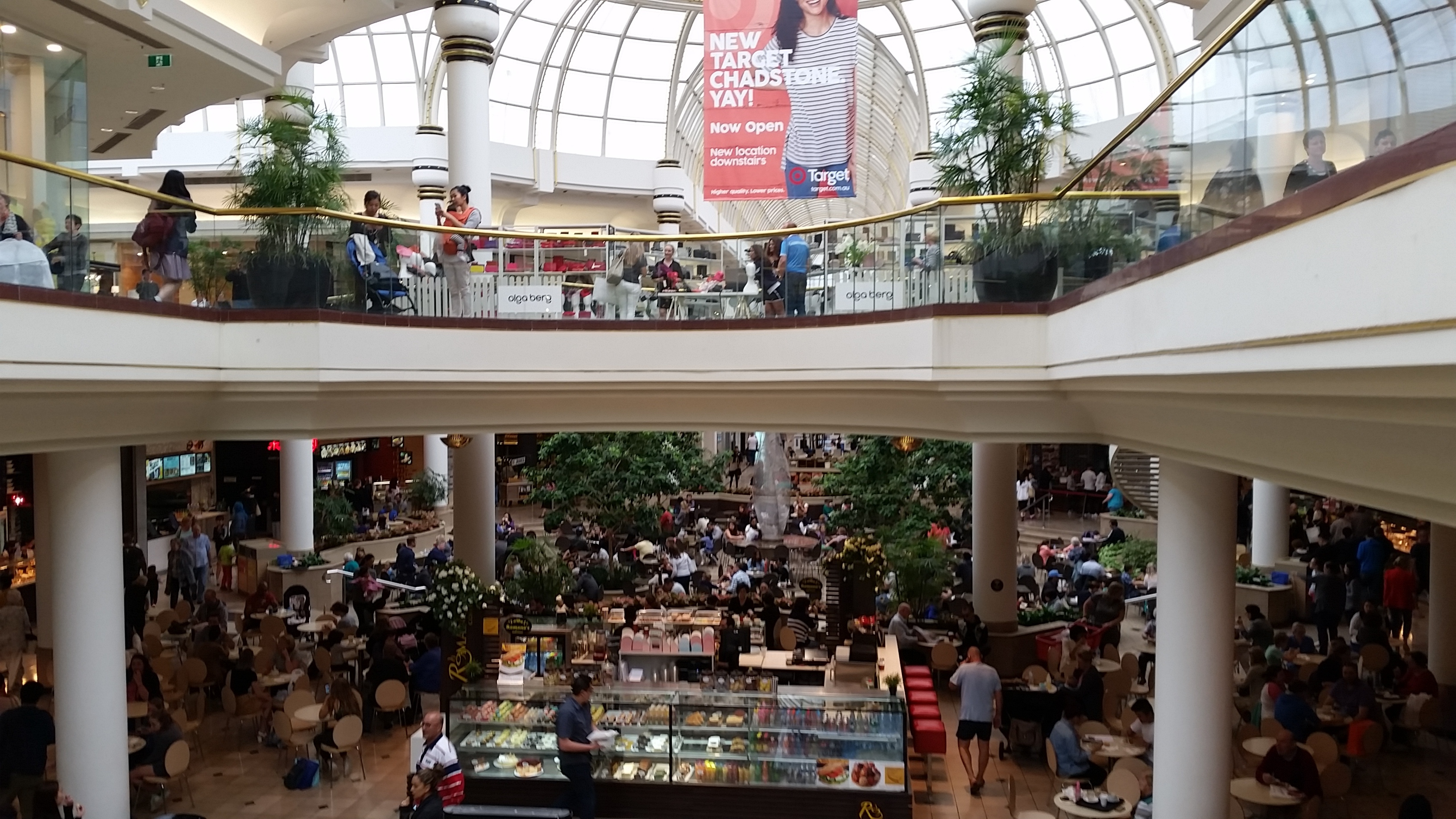 All Night Christmas Shopping at Chadstone 2015 - Melbourne
