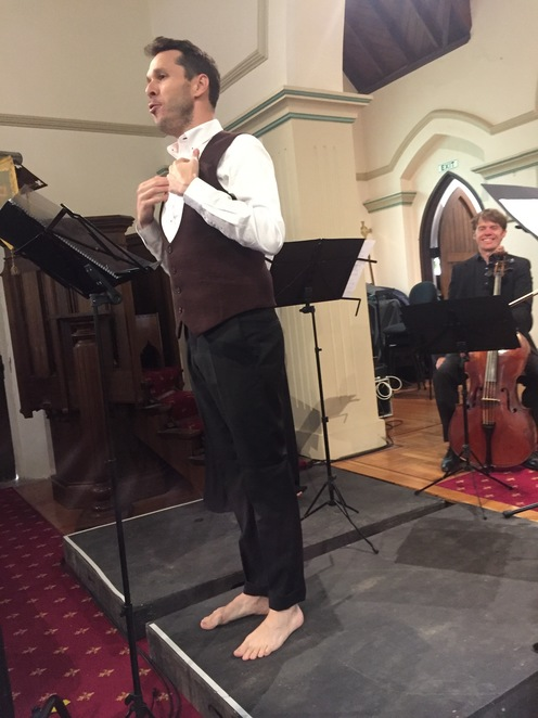 David Greco, Australian Haydn Ensemble, Peninsula Summer Music Festival, peninsula, summer, music, festival, Schubert, Goethe, Flinders, St Johns Church