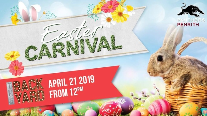 Easter Carnival at Panthers