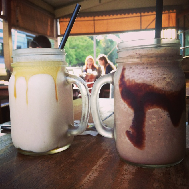 frappes, drinks, refreshing, chocolate, fruit, cafe, wellco