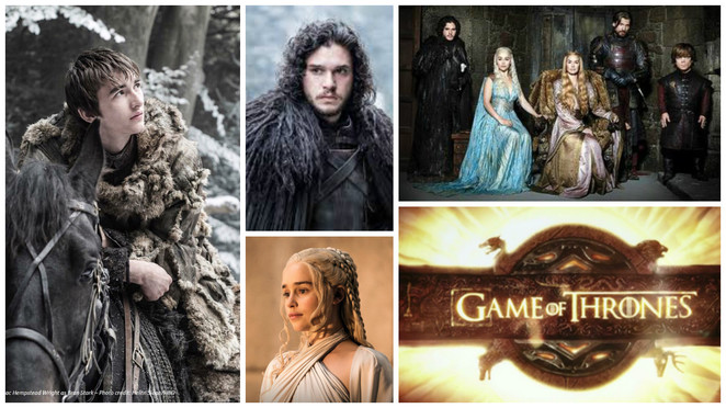 games of throne, Worlds of Westeros, HBO Asia, hollywood, Jon snow, drogan