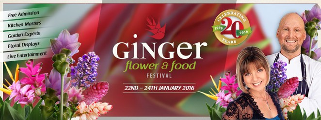 Ginger Factory, Ginger Festival, Yandina, Sunshine Coast,