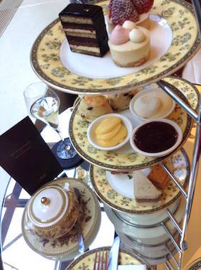 High Tea @ Sofi's Lounge, Sofitel Melbourne #BED