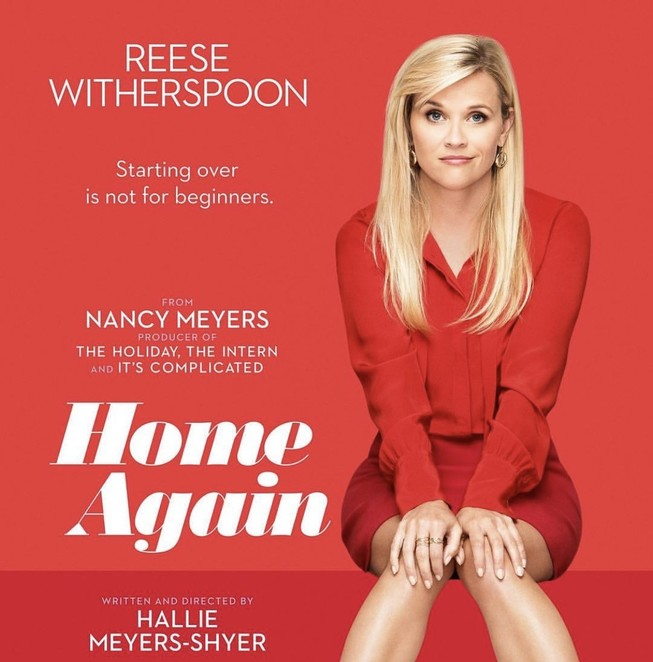 home again, movie review, film review, reece witherspoon movie, brisbane , weekendnotes