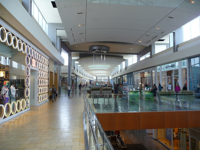Houston Galleria Interior