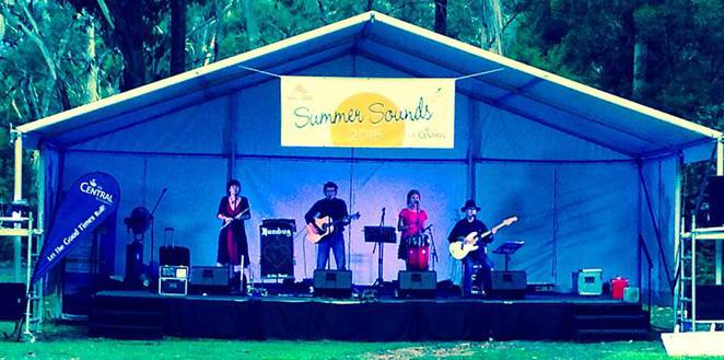 humbug, summer sounds concert 2016, canberra, national australian botanical gardens, live music, concerts, outdoor events, january events, february events, 2016,