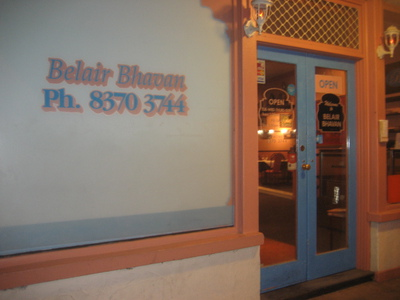Belair Bhavan Indian Restaurant