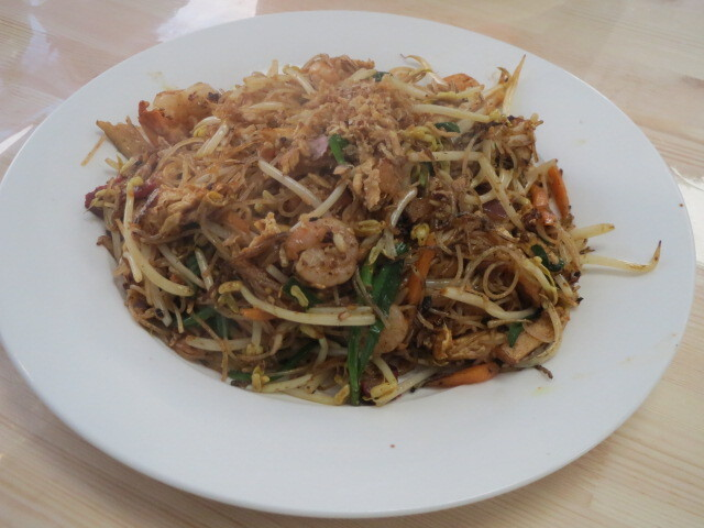 Lai's Pantry, Singapore Fried Vermicelli, Adelaide