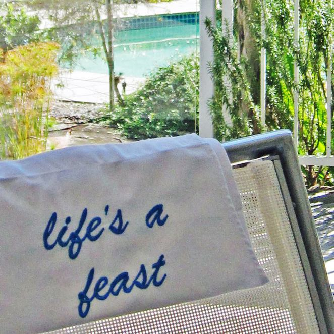 Life's a Feast Cooking School, Noosa, gift voucher, improve your culinary skills, become an accomplished home cook and host, menu planning, food and wine pairing, sourcing ingredients, food presentation, home entertaining tips, pasta making, gourmet aussie barbecue, seafood barbecue, flavours of noosa, a taste of Spain, Italian long lunch, Indonesian banquet, Easy Asian dinner party, Moroccan magic, paleo, modern Australian Christmas feast
