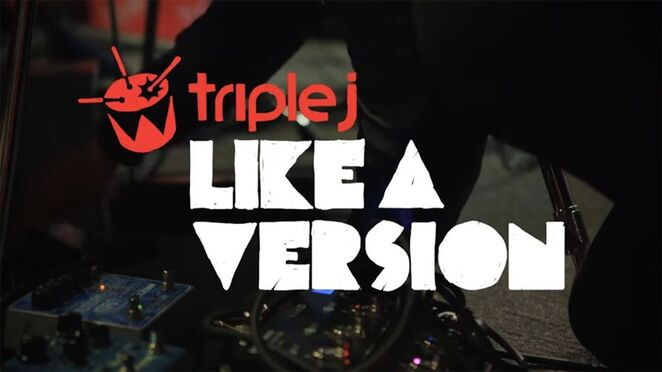 like a version, triple j, cover, version, song, music
