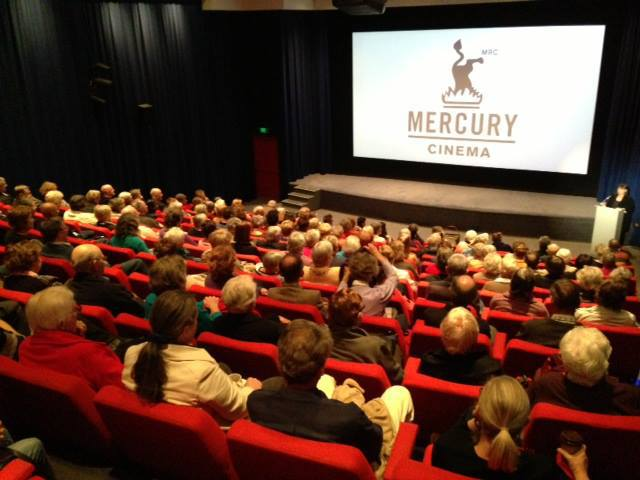 Mercury Cinema, South Australia History Festival, JP McGowan, Film, Screening, David Donaldson, Vintage, 1938, Movie, Lecture, American, Hollywood, Western