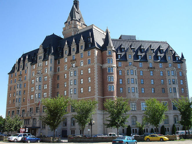 Most Unusual Reviews North America Reviews Carly Ogborne Saskatoon Canada Bessborough Hotel