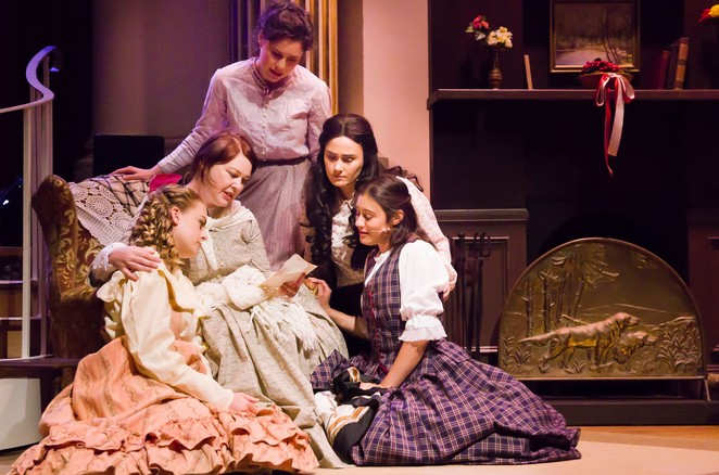 North Shore Theatre Company, Little Women, Little Women The Broadway Musical, Chatswood Musical Society, Theatre, Musical Theatre, Theatre Review, community theatre, Theatre Review, The Independent Theatre, The March Sisters, Louise May Alcott Inbox x