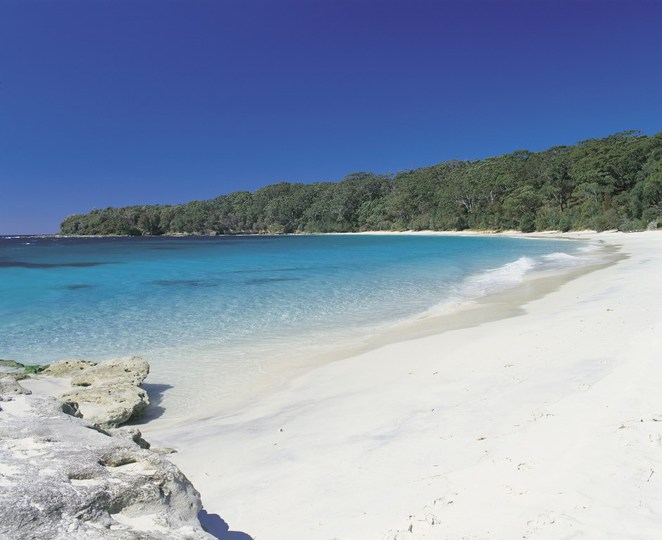 NSW Best Beaches, Best beaches in NSW, Jervis Bay