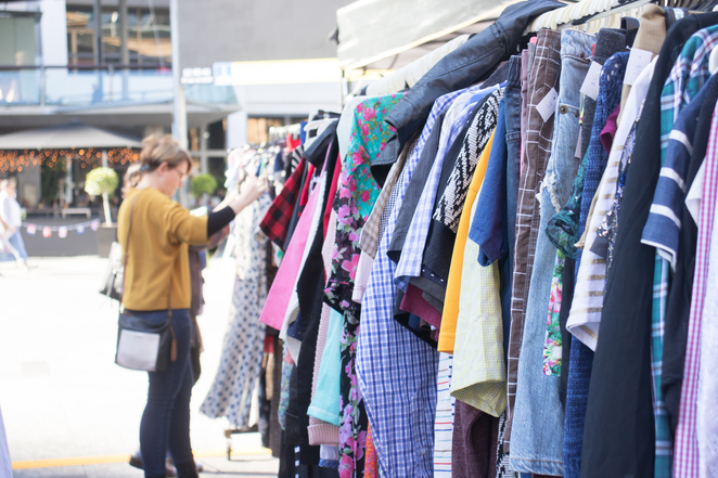 op shop bonanza link vision thrift charity fundraising blind