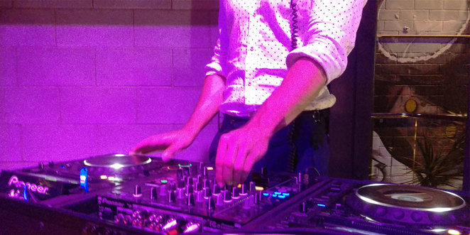 DJs and live music are a regular feature of Friday nights at the Osbourne Hotel