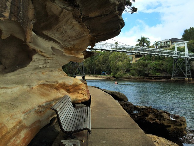 Parsley Bay Seawall