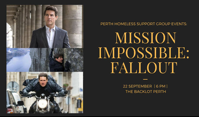 PHSG Movie Fundraiser – Mission: Impossible – Fallout