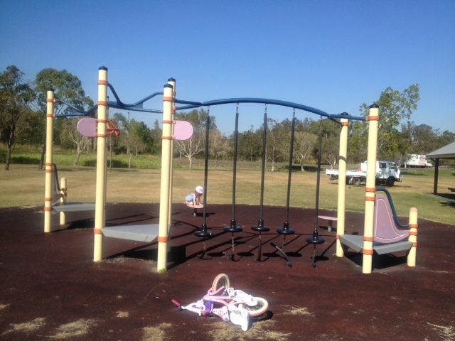playground Murarrie Recreation Reserve