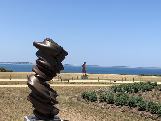 Point Leo Sculpture Park