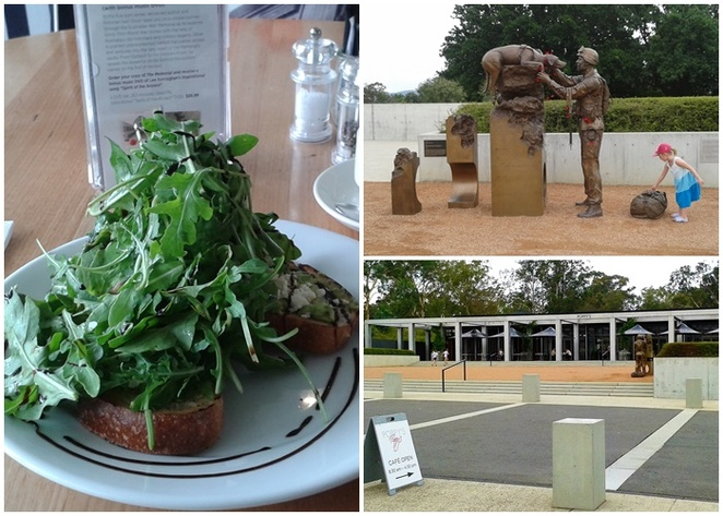 poppys cafe, campbell, australian war memorial, canberra, ACT, suburb, cafes, restauarants, where to eat at the australian war memorial, remembrance park, mount ainslie,