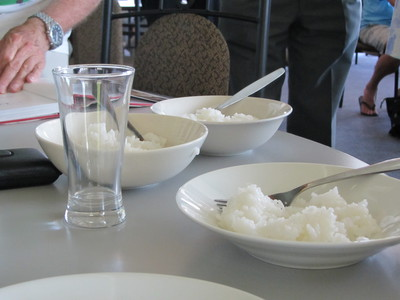 Rice and Water
