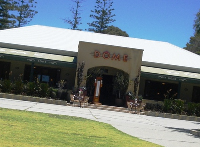 rottnest island restaurants, places to eat rottnest, dome rottnest
