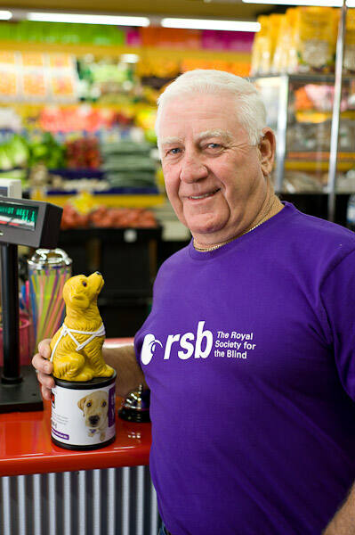 RSB Adelaide, helping others in Adelaide, volunteering in Adelaide, help vision impaired people.