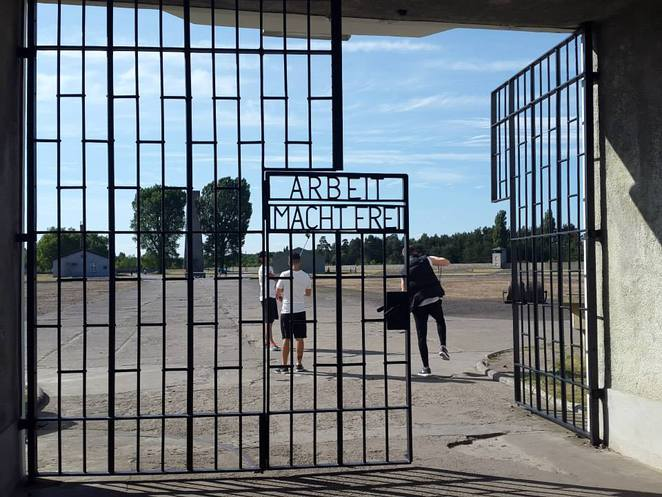 sachsenhausen, germany, concentration camp, nazi, ss officer, torture, abuse