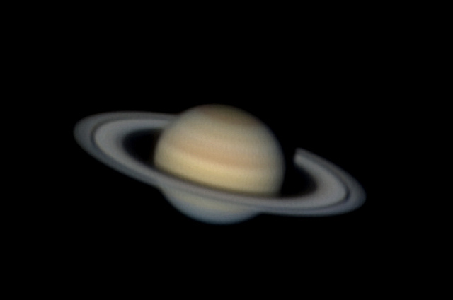 Photo of Saturn courtesy of Steve Hill @ Flickr