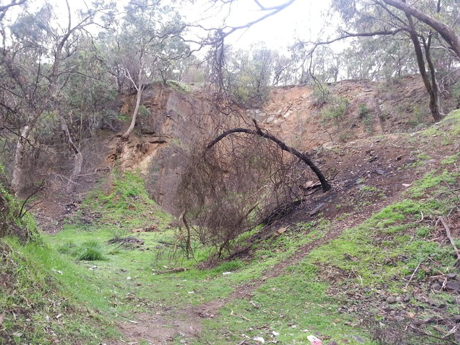 Scoresby Tramway, quarry, Churchill national park, Dandenong Police paddocks,