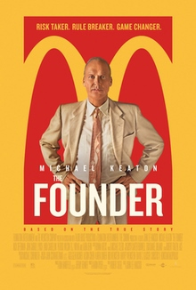 See The Founder at Movie Fundraiser at Regal Theatre