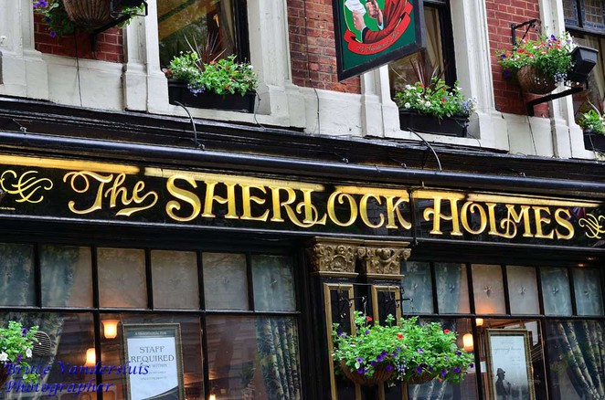 sherlock holmes, london walks,london, england