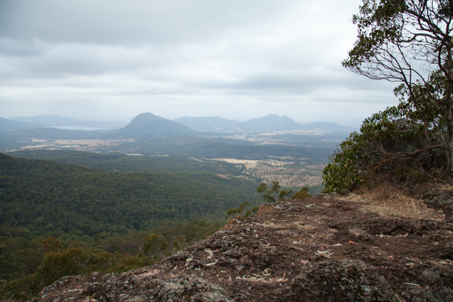 spicers gap, spicer's gap, aratula, cunningham's gap, mount, mt, mathieson, circuit, walk, bush, main range, national, park, cunningham highway, spicer's, gap, boonah, picnic, area, road, construction, history, queensland,