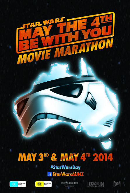Star Wars Marathon International Star Wars Day