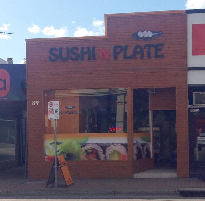 sushi n plate adelaide. Black Bedroom Furniture Sets. Home Design Ideas