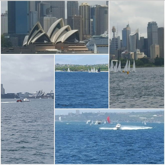 Sydney, harbour, views, Opera House