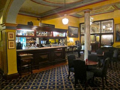 The Carrington Hotel bar, Katoomba, Blue Mountains