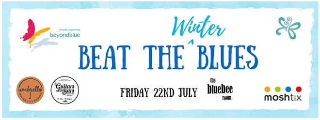 The Kylie Brice Trio,The Brouhaha, Beat the Winter Blues, The Bluebee Room