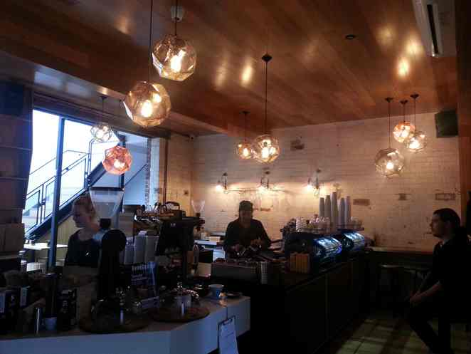 the vertue of the coffee drink, vertue coffee carlton melbourne