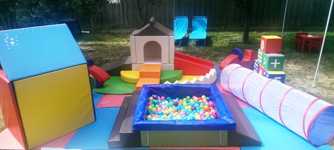 Tumble Days Soft Play Hire