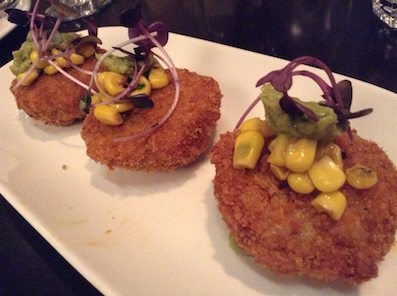 Tuna patties @ Oscar's Table #BED