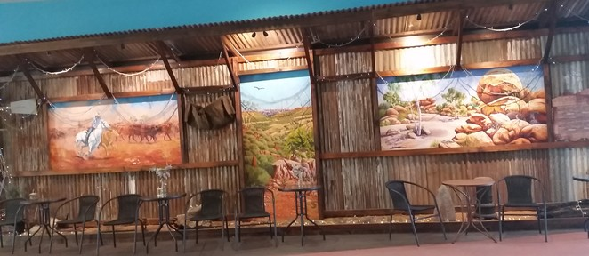 visitor center, tourist visitor centre, Queensland, outback Queensland, Mount Isa, Outback Isa