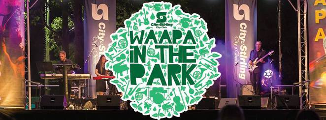 WAAPA in the Park 2017